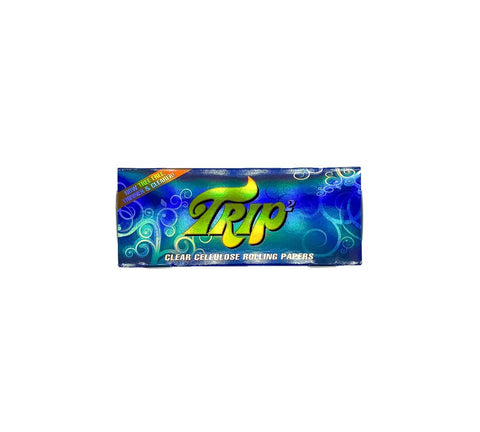 Trip Kingsize Clear Cellulose Papers
