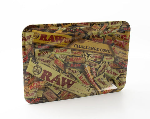 RAW Rolling Tray THE LOT