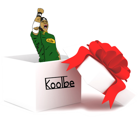 Koolbe rugby t-shirts Gift Card