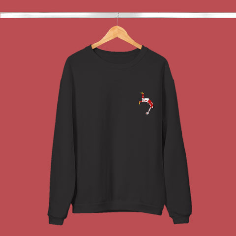 Koolbe rugby sweatshirts - Shane the Acrobat