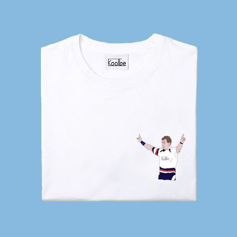 Koolbestore Koolbe rugby t-shirts - The Bandleader