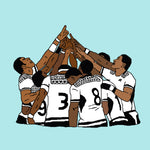 Koolbestore Koolbe Rugby T-shirts - Flying Fijians