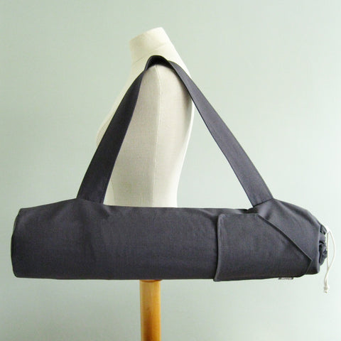 Yoga Bag - Charcoal Gray