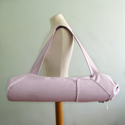 Yoga Mat Bag - Light Purple