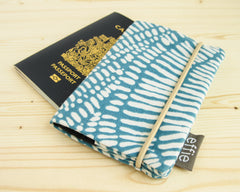 Passport Cover - Teal