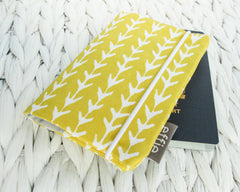 Passport Cover - Yellow