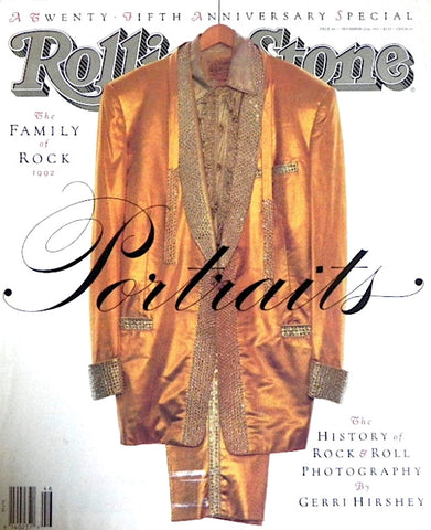 Cover of Rolling Stone 25th Anniversary Edition