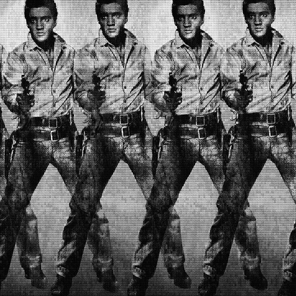 Elvis vs Warhol, 2014 Love Tender