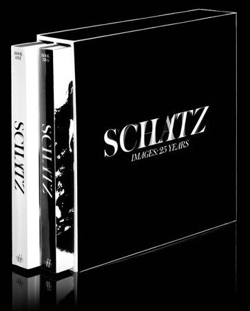 SCHATZ IMAGES: 25 Years by Howard Schatz