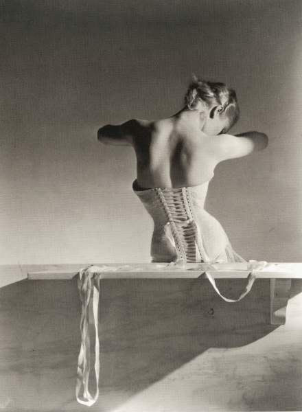 Mainbocher Corset by Horst P Horst