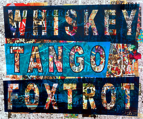 Whiskey Tango Foxtrot LTD of 10