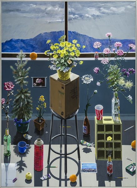 Paul Wonner - Albuquerque Studio