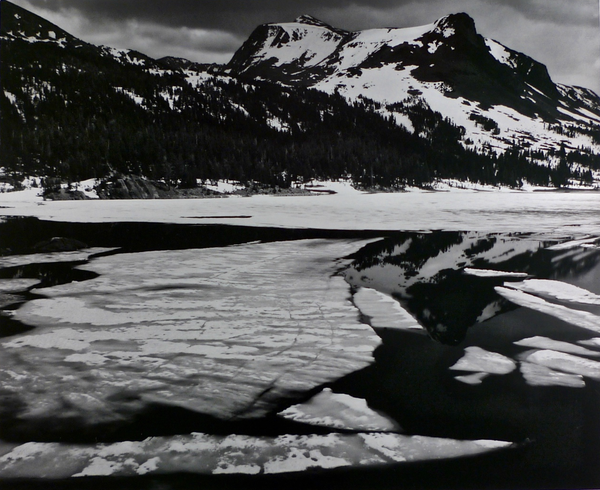 Ansel Adams Mount Dana 1962