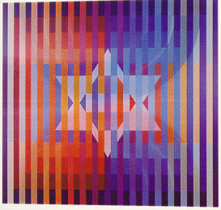Revelation (Faith Series) by Yaacov Agam