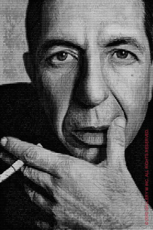 Leonard Cohen vs. Bob Dylan by Alex G Cao