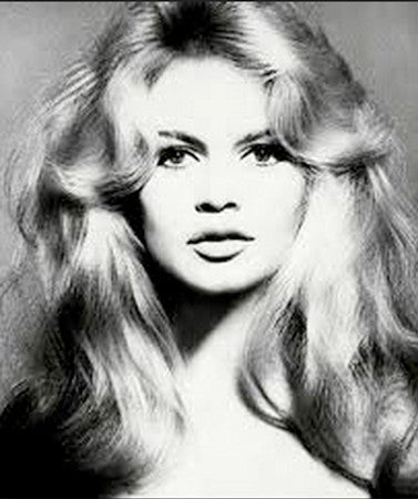 Bridget Bardot, 1955 by Richard Avedon
