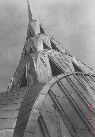 Chrysler Building by Margaret Bourke-White
