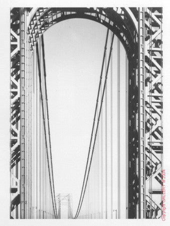 George Washington Bridge by Margaret Bourke-White