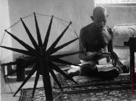 Gandhi by Margaret Bourke-White