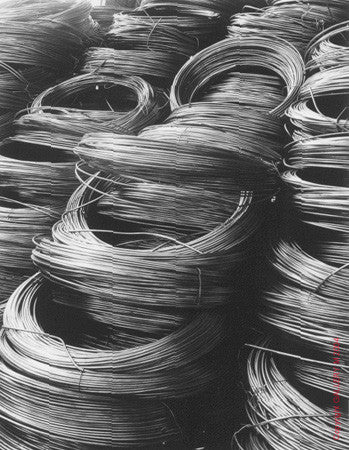 Coiled Rods by Margaret Bourke-White