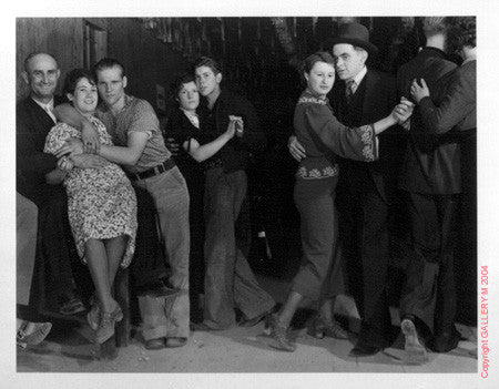 Taxi Dancers by Margaret Bourke-White