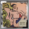 A THOUSAND KISSES DEEP, LICHTENSTEIN vs WARHOL, 2014
