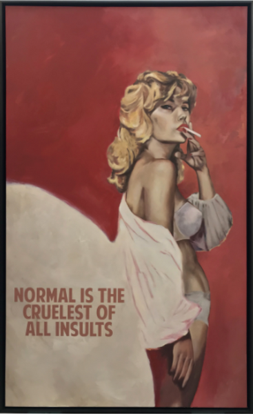 Normal is the Cruelest of All Insults
