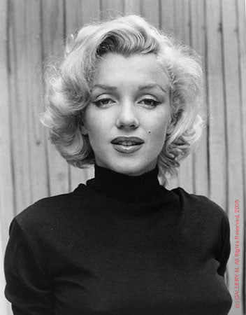 Marilyn Monroe (Head and Shoulders) by Alfred Eisenstaedt
