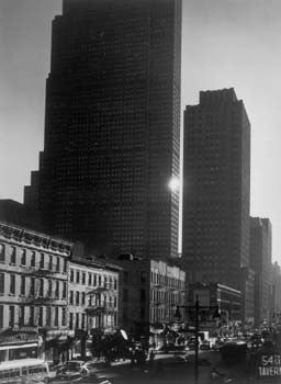 New York City by Andreas Feininger