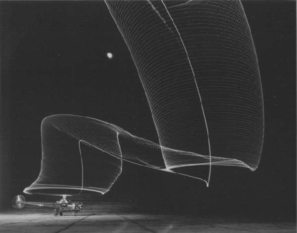 Navy Helicopter by Andreas Feininger