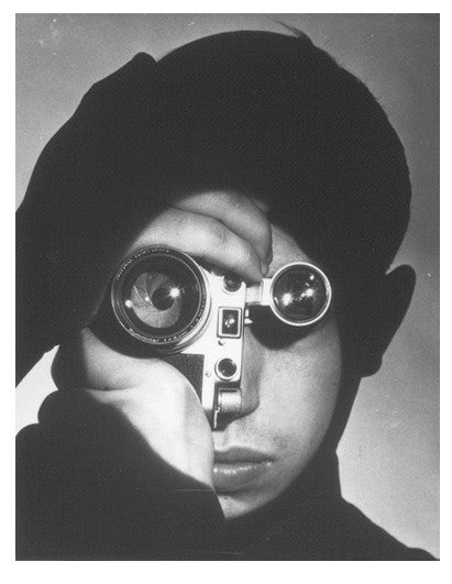 The Photojournalist by Andreas Feininger