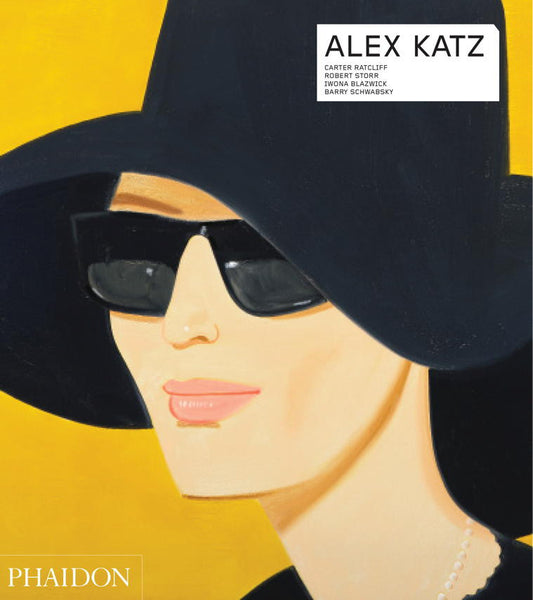 Alex Katz - Revised by Phaidon