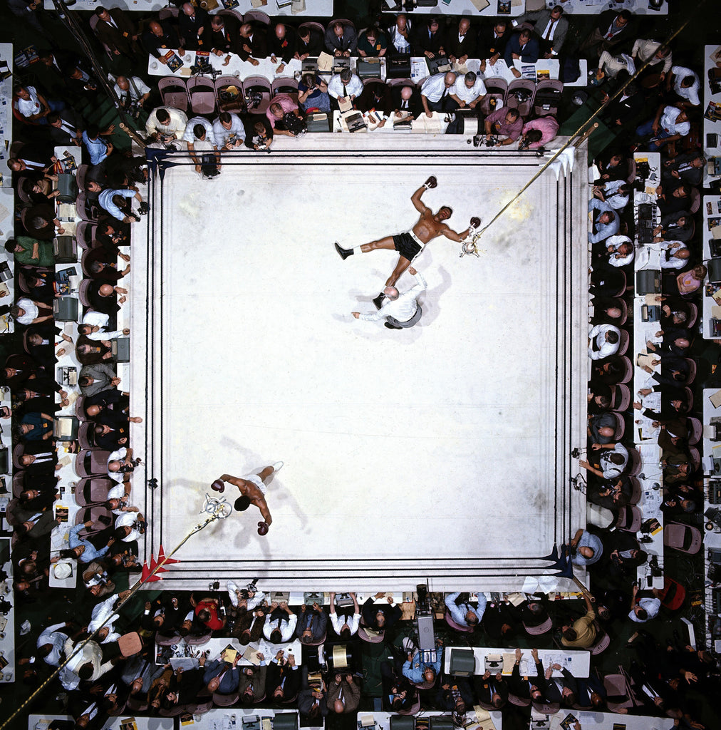 Ali vs Williams by Neil Leifer