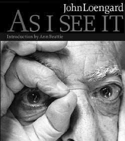 As I See It by John Loengard - Vendome Press
