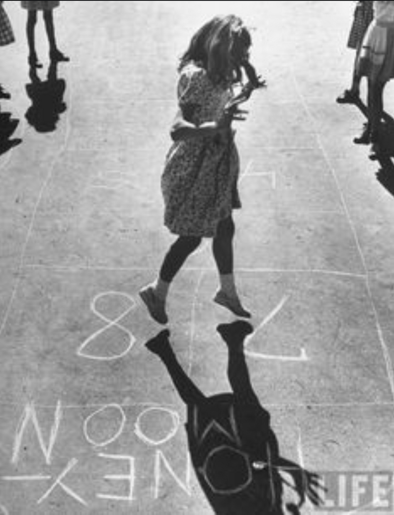 Honeymoon Hopscotch, 1947