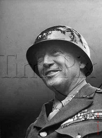 George S. Patton by Ralph Morse