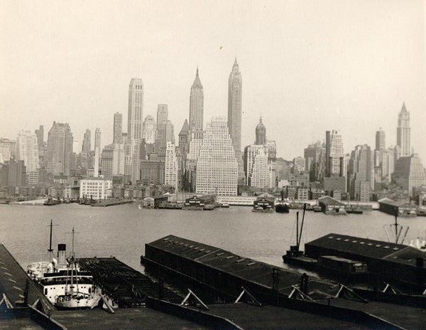 Brooklyn Heights, NY, 1934