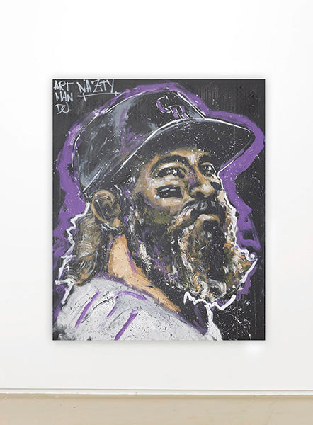 Nazty - Homage to Charlie Blackmon