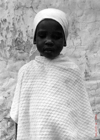 Child in White Shirt by Walter Rosenblum