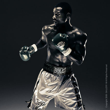 Boxing Study #1321 Andre Dirrell by Howard Schatz