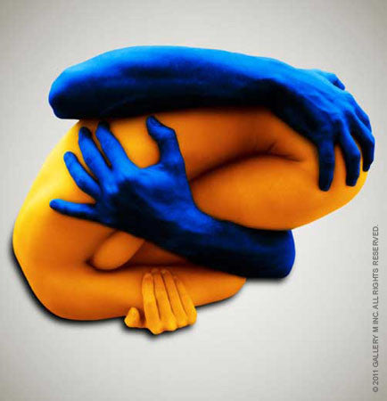 Knot #91 by Howard Schatz