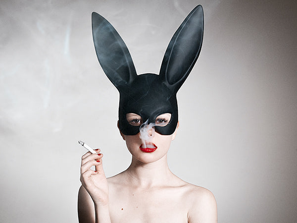 Bunny 2015 by Tyler Shields at GALLERY M