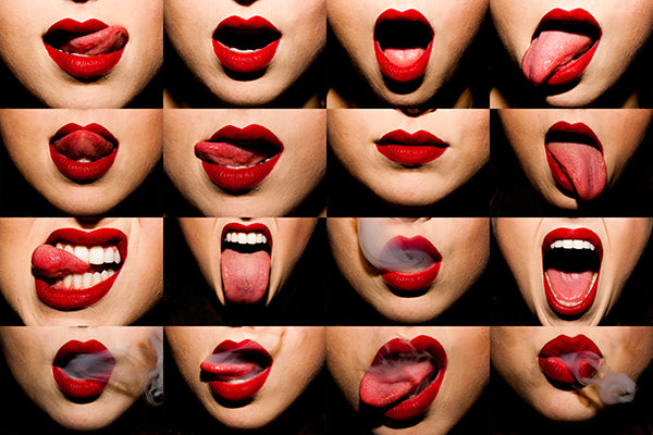 Mouthful by Tyler Shields at GALLERY M