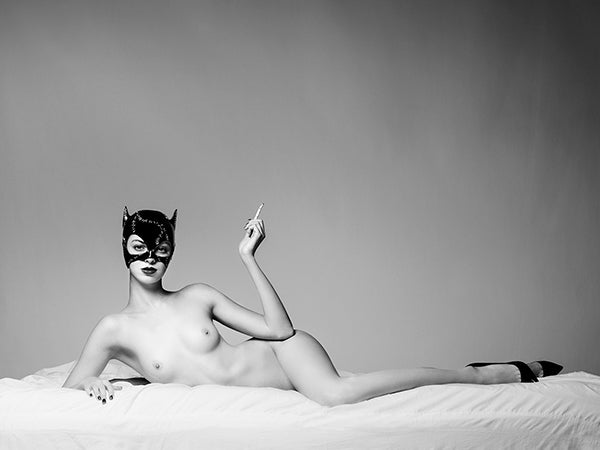 The Cat, 2018 is by Tyler Shields available at GALLERY M