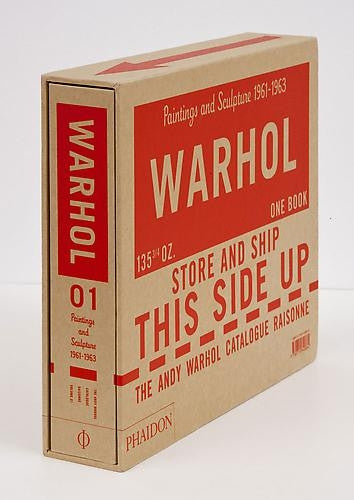Andy Warhol Catalogue Raisonne Volume 1