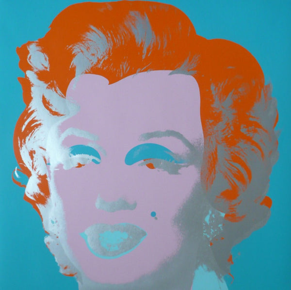 Marilyn 29 by Andy Warhol