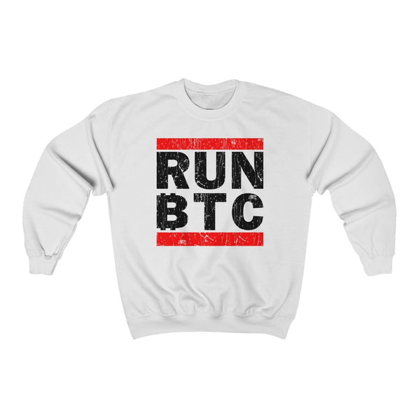 RUN BTC SWEATSHIRT