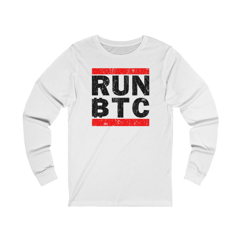 RUN BTC LONG SLEEVE
