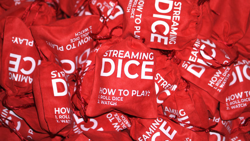 STREAMING DICE GAME