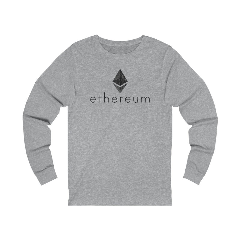 DISTRESSED ETHEREUM LONG SLEEVE